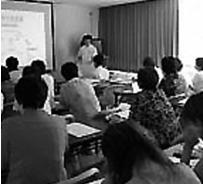 口腔ケア勉強会「お口の病気と感染症?お口の観察法?」(福岡県中間市)